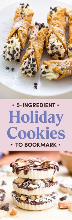 18 Easy Holiday Cookies You Can Make With Just 5 Ingredients Or Less