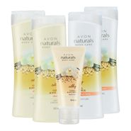 Naturals Vanilla & Soy Milk Collection For personal use or as a gift.  Body luxury that everyone deserves