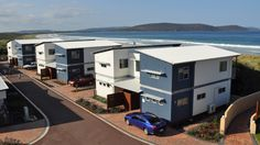 Our magnificent Beach Houses with spectacular ocean views over the pristine Middleton Beach