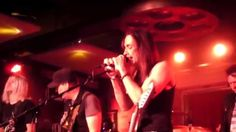 NUNO BETTENCOURT performing at LUCKY STRIKE JAM NIGHT 5/20/2015