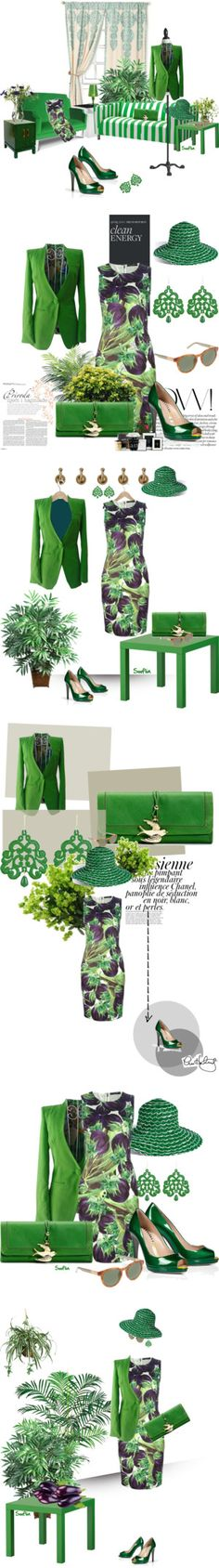 """""""variations of a set"""" by soofiia ❤ liked on Polyvore"""