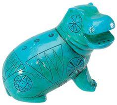 hippo!  (ceramic)