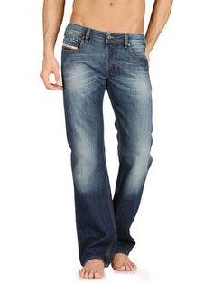 Diesel Bootcut Jeans for men ZATINY 008J4