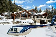 Most expensive vacation rental - Whistler, Canada — $10,000-$12,857/Night
