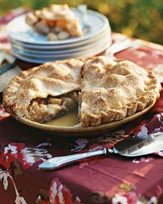 Antique Apple Pie Recipe
