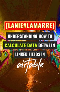 In this edition of Airtable protip, I show you how to calculate data between linked fields in your spreadsheet or grid view without having to go back to your table to get that information. Online Income, Online Earning, Home Based Business, Online Business, Business Entrepreneur, Business Coaching, Business Tips, How To Make Money, How To Become