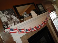 DIY monday's mom {4th of July kid's craft}