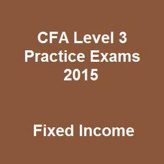 7 Best CFA images in 2016 | Level 3, Practice exam, Study