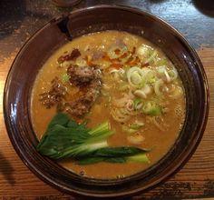 担々麺/高豚(ハイトン)