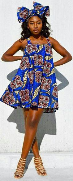 New modern african fashion African American Fashion, African Inspired Fashion, African Print Fashion, Africa Fashion, African Fashion Dresses, Fashion Prints, Ghanaian Fashion, African Prints, African Attire