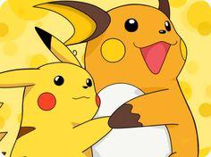 Tips to Evolve Pichu into Pikachu and Pikachu into Raichu . Pokemon Pikachu Evolution, Pokemon Memes, Pokemon Cards, Pichu Pikachu Raichu, Cute Pikachu, Cute Pokemon, Pokemon Emerald, Pokemon Moon
