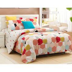 4-piece luxury cotton bedding sets Dynamic Fashion