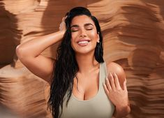 Huda Kattan Is Launching a Beauty Brand Dedicated to No-Makeup Makeup| Huda Kattan, Huda beauty,GLOWISH,Soft Radiance Bronzing Powder,makeup Look, makeup, makeup routine,make up,pretty makeup makeup how to,makeup and beauty,beauty makeup beauty and makeup,product,beauty,beauty love beauty stuff,products i love,everything beauty best of beauty,products we love,new products beauty products Perfect Makeup, Pretty Makeup, Makeup Looks, Natural Looking Curls, Natural Looks, Huda Beauty, Beauty Makeup, Huda Kattan, Curl Curl