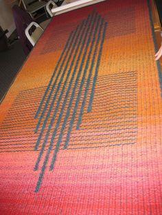 Jason Collingwood shaft switched rug