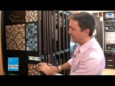 Pastilhas Auto Adesivas Resinadas M.Milan- Cozinhas - YouTube