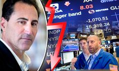 NOW is the most dangerous time EVER to be an investor, as a giant bubble could be about to pop and derail the world's economic system, a financial expert has warned.