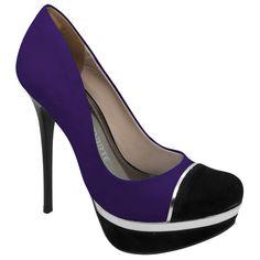 Sapato Scarpin 13-2257 - Coleção Inverno 2013 Calçados Femininos Via Marte
