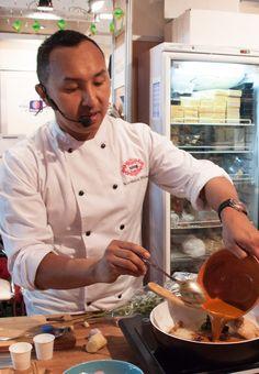 Der Geschmack von Malaysia: Norman Musa. Mit Rezept