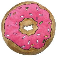 Giant donut pillow / polstar obri donut $40