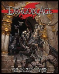 Dragon Age RPG Boxed Set 3