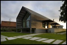 Barn House / BURO II & ARCHI+I / Wallonie-Bruxelles Architectures