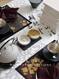 テーブルコーディネート 大阪 西宮 神戸 オリエンタル