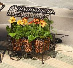 Cute Idea for a Porch...