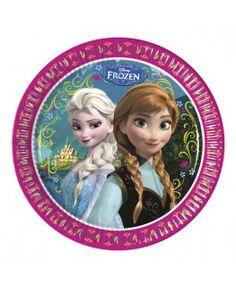 frozen plates