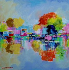 Reflections in colour (oil on sretched canvas) in the Paintings category was listed for on 19 Sep at by Louis Pretorius in Cape Town Oil Painting Abstract, Oil Paintings, South Africa, Reflection, Canvas, Color, Art, Colour, Art Background