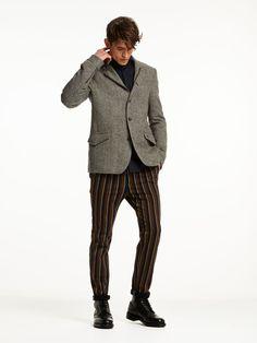 Zip-Up Blazer   Inbetween jackets   Men Clothing at Scotch & Soda