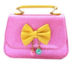 Happy Cherry Little Girl Kid Handbag Messenger Shoulder Purse Bag * Check out this great product.