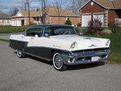 1956 Mercury Monterey by willemsknol, via Flickr