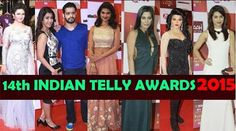 14th Indian Telly Awards 2015 Full Show HDTVRip 420p