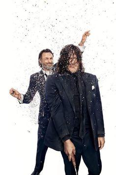 #MyNormanReedus&AndrewLincoln♥