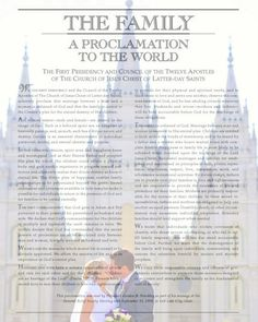 Hey, I found this really awesome Etsy listing at http://www.etsy.com/es/listing/80297237/custom-made-8x10-lds-family-proclamation