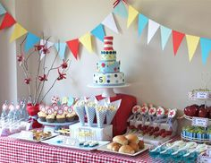 """Dr Suess / Birthday """"A Seussical Celebration!"""" 