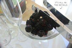 ::blackberry champagne::