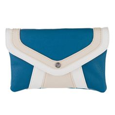 Shay-Ocean Clutch perfect to take a Chargers Home Game!!! #chargers #nfl #sandiego #clutch www.amyhaisch.GraceAdele.us
