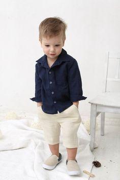 6649c3808f44 Baby boy shorts Toddler boys pants Linen shorts Ivory Linen pants Boys  trousers Summer pants Boys clothes Diaper cover