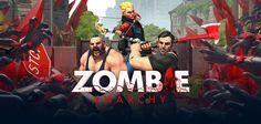 Zombie Anarchy disponibile per iOS, Android e Windows Phone!