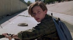"Photo featuring Edward Furlong (John Connor) from ""Terminator 2: Judgment Day"" ( 1920 x 1080 )"