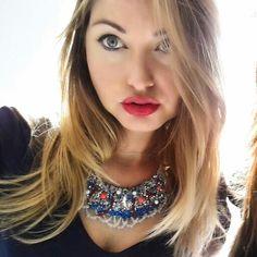 #collana #necklace #elesitalia #crystal #swarovski #coral #pinkcoral #algherocoral #alghero #sardegna #pe2016