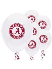 Alabama Crimson Tide Balloons - Party City