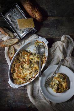 Italian Sundays: Spring Vegetable Lasagna, and a Vegan Spring Ragù