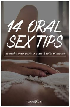 Going down on your lover seems easy enough, but how do you know if you're doing it right? The reality is you only get what you give, so it's time to step your game up in the name of pleasure for both you and your partner. Womanista.com