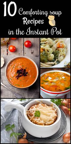 Every time of year is a soup season as far as I am concerned. I make soup even in the Summer time. However, most people this time of year really start feeling the comforts of fall and yearn for a hearty pot of soup. Today, I am sharing 10 amazing Instant pot Soup recipes. Let's...Read More