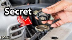 Doing This Will Make Your Car's Cooling System Last Forever, DIY life hack and car repair with auto mechanic Scotty Kilmer. Car Life Hacks, Car Hacks, Ratcheting Wrench Set, Car Fix, Car Cleaning Hacks, Car Mods, Cooling System, Socket Set, Cool Inventions