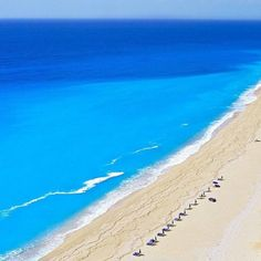 Lefkada Island - Kathisma beach - Greece