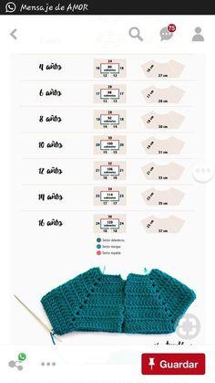 Como hacer un bonito vestido a crochet para niña vídeo manualidades y diymanualidades y diy – artofit – Artofit Diy Crochet Cardigan, Col Crochet, Kids Knitting Patterns, Baby Sweater Knitting Pattern, Knitted Baby Clothes, Crochet Clothes, Baby Girl Crochet, Crochet For Kids, Diy Crafts Crochet