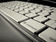 Apple iMac Keyboard - Details shot